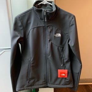 The North Face Women's Grey Apex Bionic Jacket